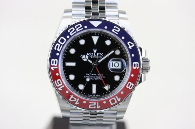 GMTマスター2 126710BLRO ランダム番 SOLD