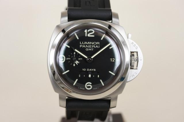 パネライ ルミノール GMT 1950 10デイズ SOLD