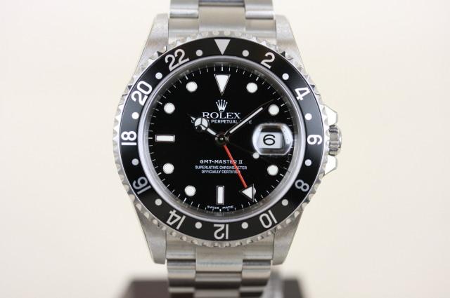 GMTマスター2 16710 F番