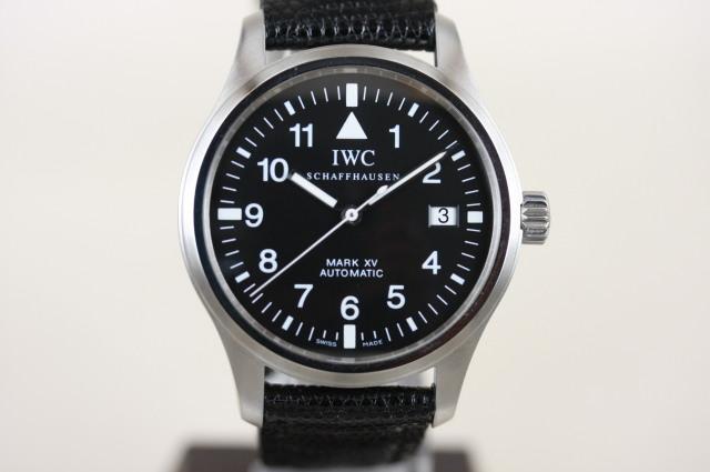 IWC パイロットウォッチ マーク15 IW325301
