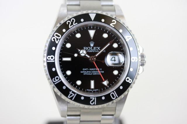 GMTマスター2 16710 Z番 SOLD