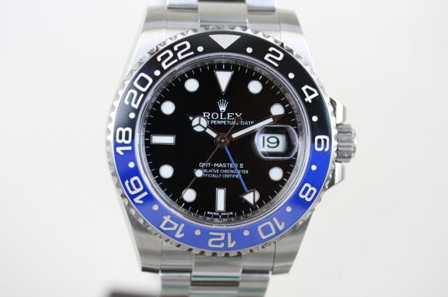 GMTマスター2 116710 BL NR ランダム番 SOLD
