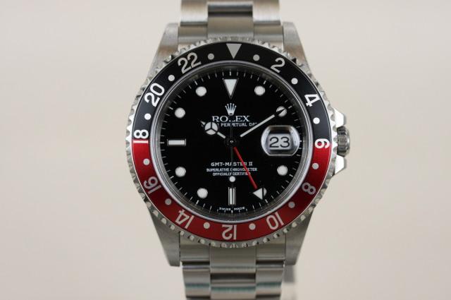 GMTマスター2 16710 K番 SOLD