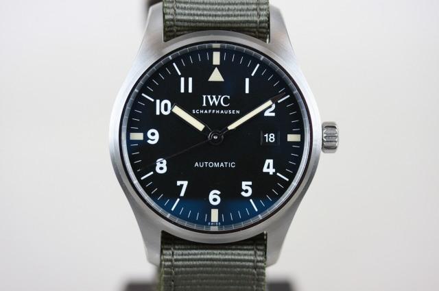 IWC パイロット・ウォッチ・マーク18  IW327007 SOLD