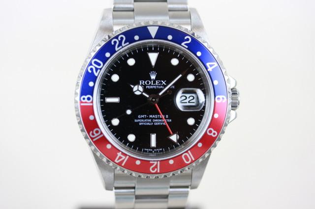 GMTマスター2 16710 Z番