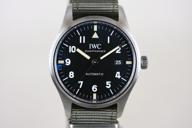 IWC マーク18 IW327007 SOLD