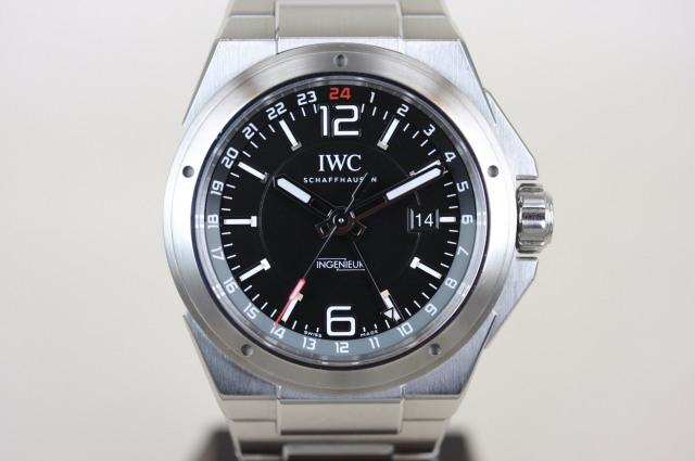 IWC インジュニア デュアルタイム  IW324402