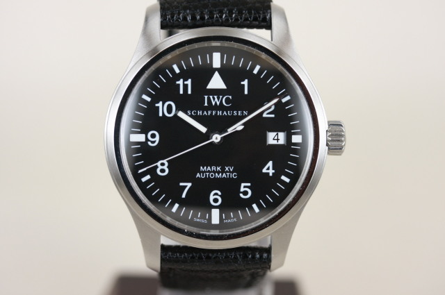 IWC パイロットウォッチ マーク15 IW3253001 SOLD