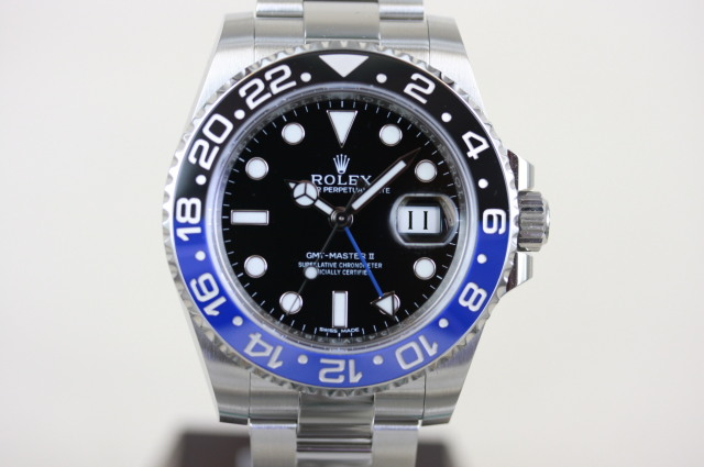 GMTマスター2 116710BLNR ランダム番