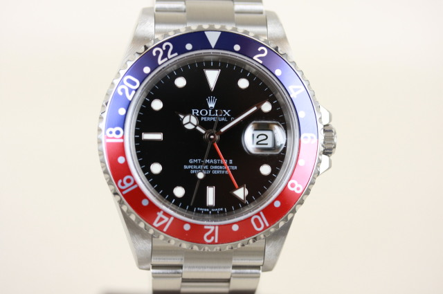GMTマスター2 16710  M番  SOLD