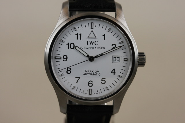 IWC マーク15 IW325309 SOLD