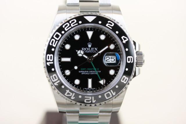 GMTマスター2  116710LN ランダム番 SOLD