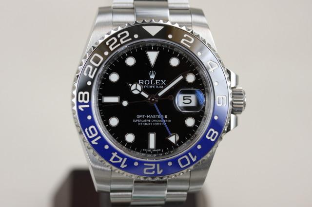 GMTマスター2 116710BLNR ランダム番 SOLD