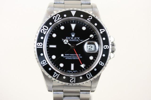 GMTマスター2 16710 N番 SOLD
