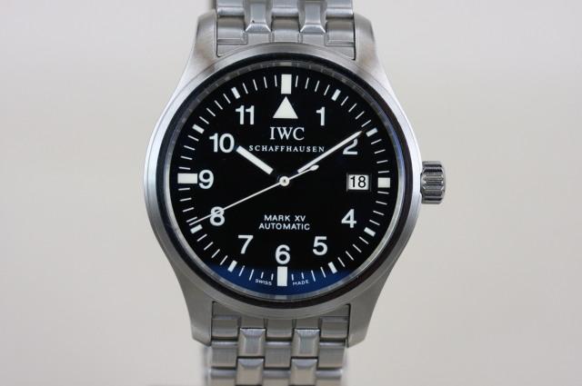 IWC パイロットウォッチ マーク15 IW325307