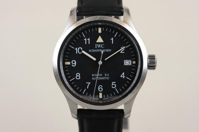 IWC パイロットウォッチ マーク12 IW324101