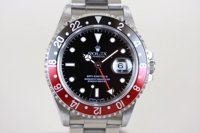 GMTマスター2 16710 X番 SOLD