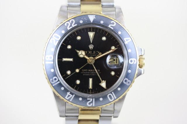 GMTマスター 1675/3 SOLD