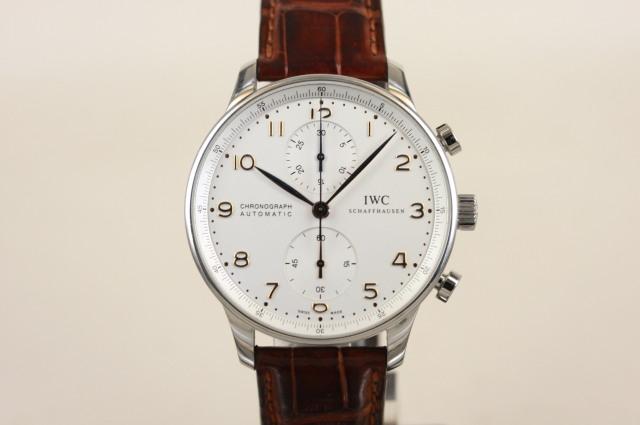 IWC ポルトギーゼ IW371401 SOLD