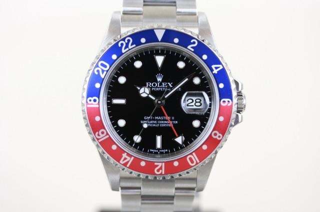 GMTマスター2 16710 D番  SOLD