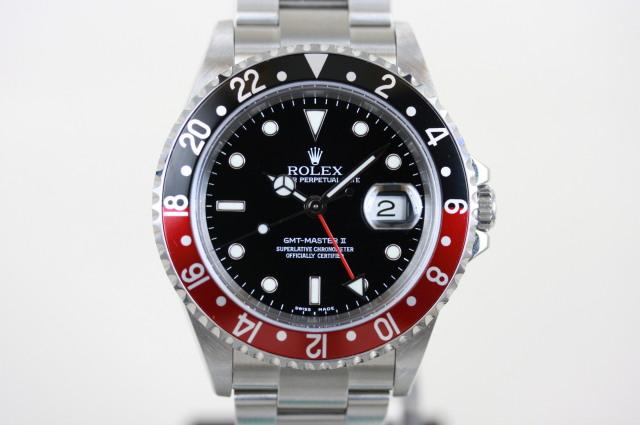 GMTマスター2 16710 F番 SOLD