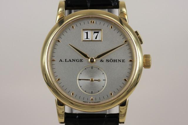 ランゲ&ゾーネ サクソニア 105.022 SOLD
