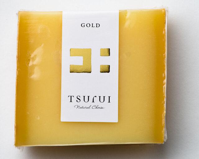 ナチュラルチーズ「鶴居」ゴールドラベル