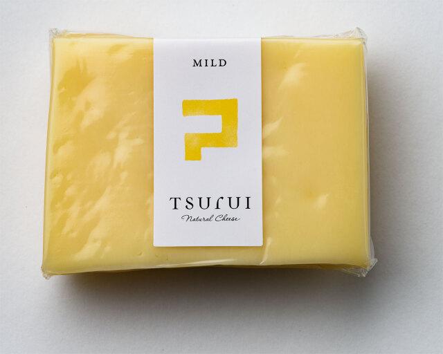 ナチュラルチーズ「鶴居」マイルドラベル