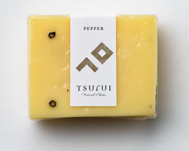ナチュラルチーズ「鶴居」ペッパーチーズ