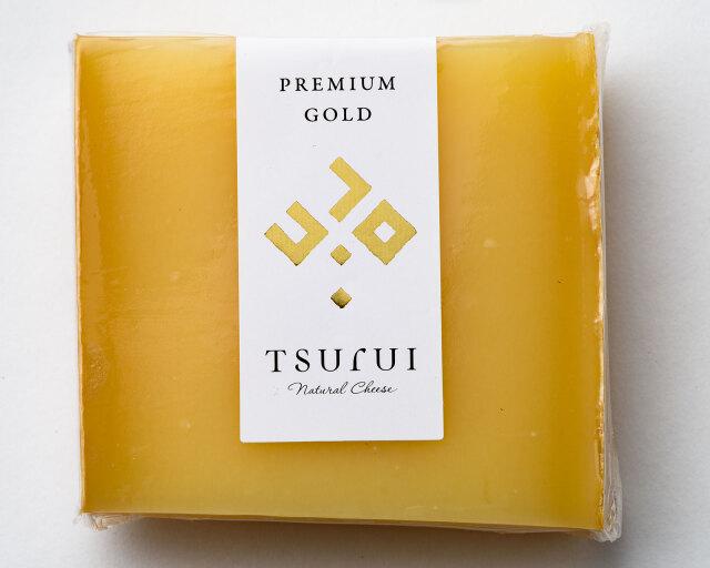 ナチュラルチーズ「鶴居」プレミアムゴールドラベル