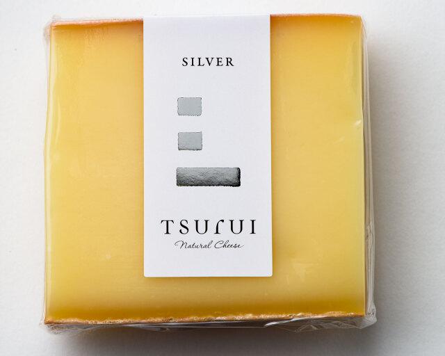 ナチュラルチーズ「鶴居」シルバーラベル
