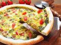 ミニトマトとベーコンのバジルソースマルゲリータピザ 通販 お取り寄せ