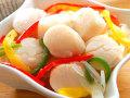 イタリアン洋風おせち 通販 お取り寄せ 帆立と野菜のマリネ