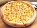 コーンマヨネーズとベーコンのグラタンソースピザ 通販 お取り寄せ