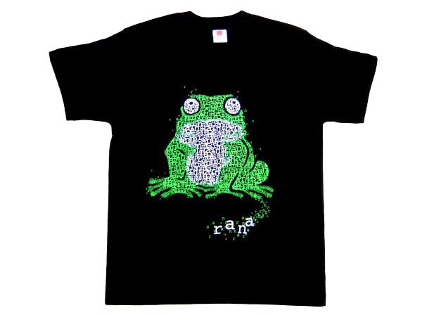 モザイクTシャツ