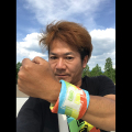 Ryuji団リストバンドタオル