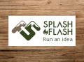 SPLASH FLASH ステッカー