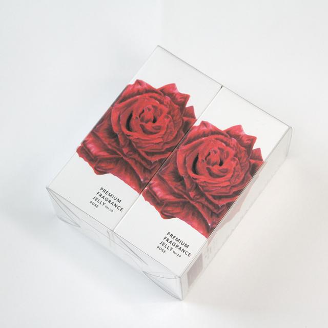 プレミアムフレグランスゼリー 広島県福山産薔薇 12本入x2P