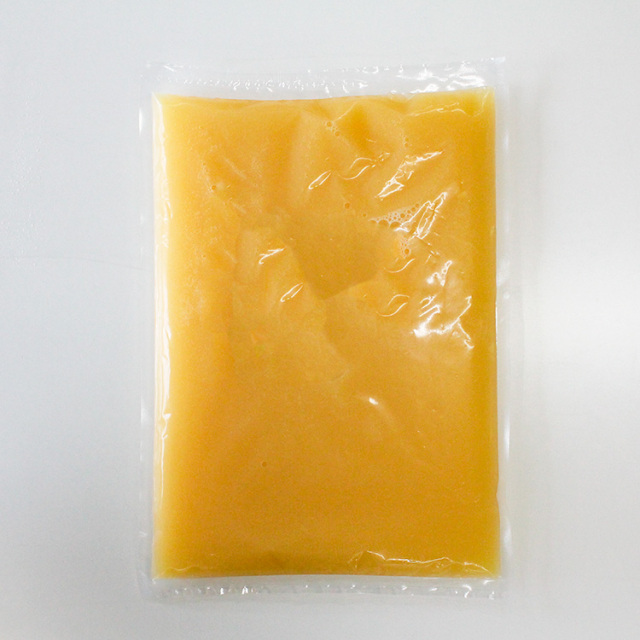 naturall 岡山県産 岡山白桃冷凍ピューレ2kg