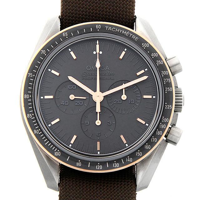 オメガ スピードマスター プロフェッショナル アポロ11号45周年世界限定1969本 311.62.42.30.06.001 中古 メンズ