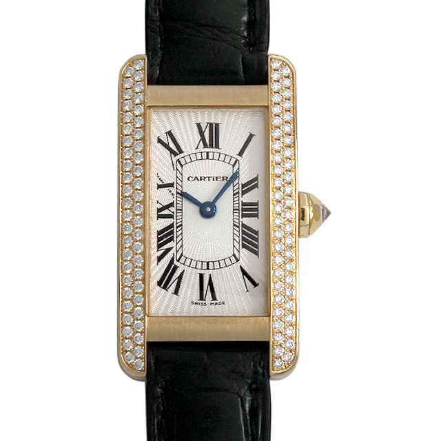 newest collection 11ee6 3c94e WB701251 Cartier(カルティエ) タンクアメリカン SM サイド ...