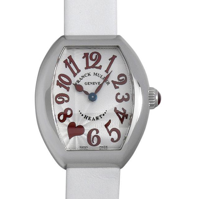 彼女へのクリスマスプレゼント 高級腕時計 フランクミュラー ハートトゥハート 5002SQZJA AC