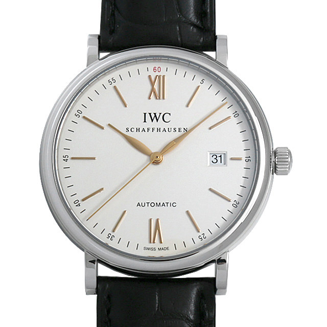 IWC ポートフィノ オートマティック IW356517 中古 メンズ