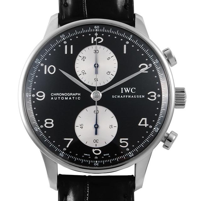 IWC ポルトギーゼ クロノグラフ IW371404