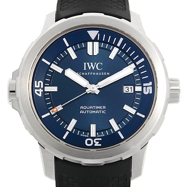IWC アクアタイマー エクスペディション ジャック=イヴ・クストー IW329005 中古 メンズ