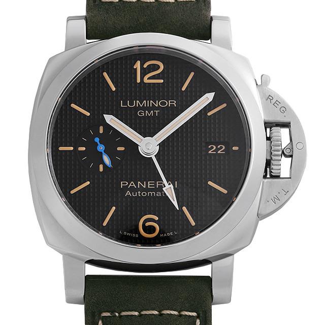 ルミノール1950 3デイズ GMT オートマティック アッチャイオ PAM01535 メイン画像