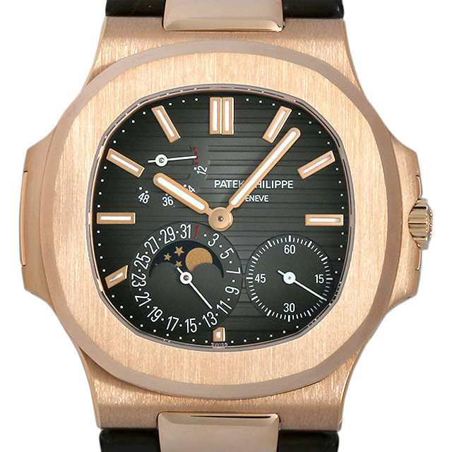 newest collection 2fa7f 28759 5712R-001 PATEK PHILIPPE(パテックフィリップ) ノーチラス ...
