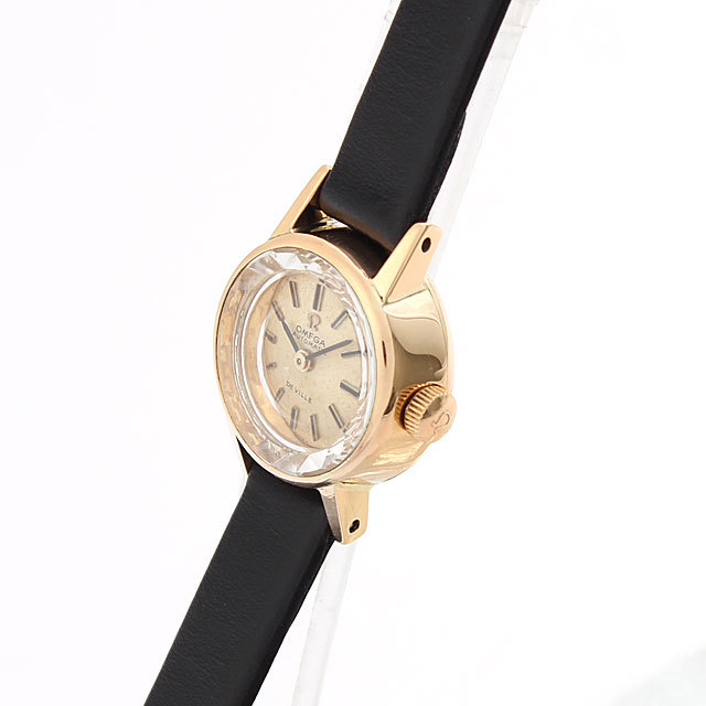 sale retailer a83f9 5bbe5 7133 オメガ(OMEGA) デビル カットガラス 中古品/中古・新品時計 ...
