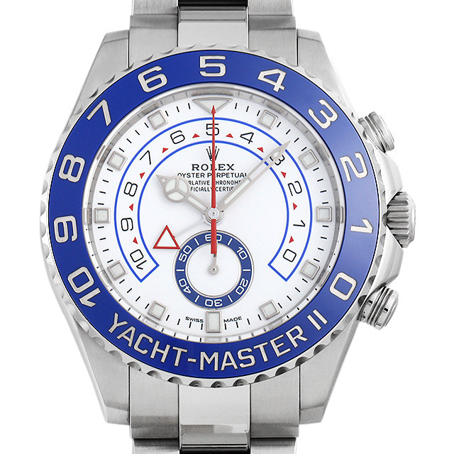 ヨットマスターII 116680 メイン画像