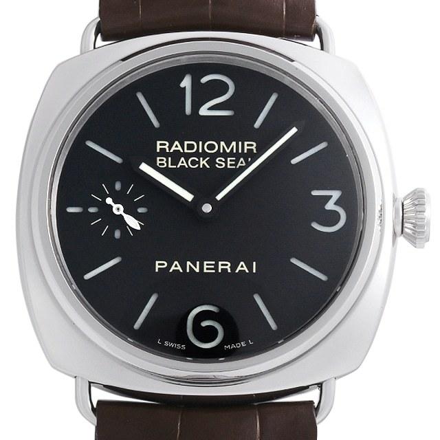 パネライ ラジオミール ブラックシール PAM00183 Q番